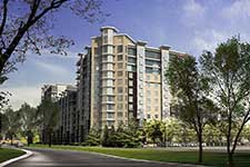 Luxury condos and resorts - picture of The Groves of Varsity building