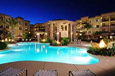 Scottsdale Condos - picture of outdoor pool in Toscana of Desert Ridge