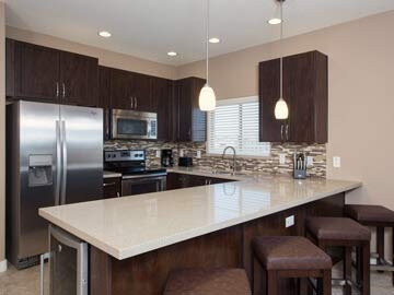 Scottsdale Condos - picture of a condo kitchen at Toscana of Desert Ridge