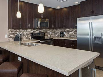 picture of a scottsdale condo kitchen at Toscana of Desert Ridge